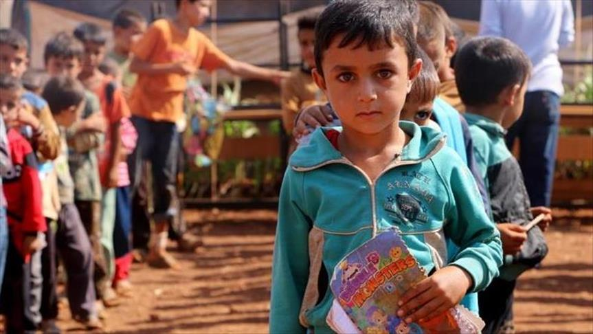 Photo of مليون طفل سوري ولدوا بدول الجوار منذ 2011