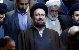 حفيد الخميني يتنبأ بعدم استمرار النظام الإيراني