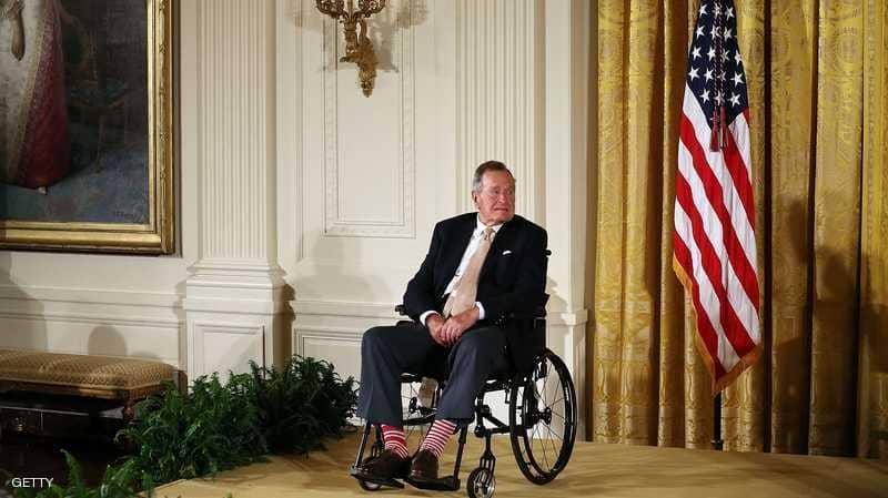 Photo of وفاة الرئيس الأميركي الأسبق جورج بوش الأب