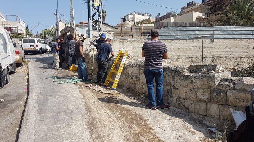 القدس: الاحتلال يقرر إخلاء منزل وأرض في سلوان لصالح المستوطنين