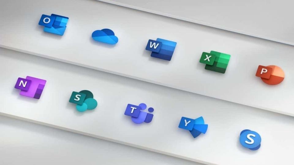 """""""مايكروسوفت"""" تعيد تصميم أيقونات ويندوز 10"""