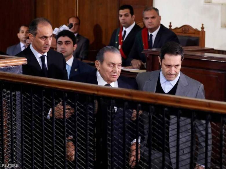 "Photo of حماس ترد على الرئيس المخلوع ""مبارك"""