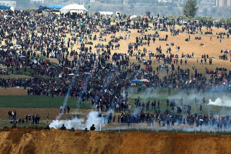 "Photo of جماهير قطاع غزة تتجهز لـ ""جمعة انتفاضة الحجارة الكبرى"""