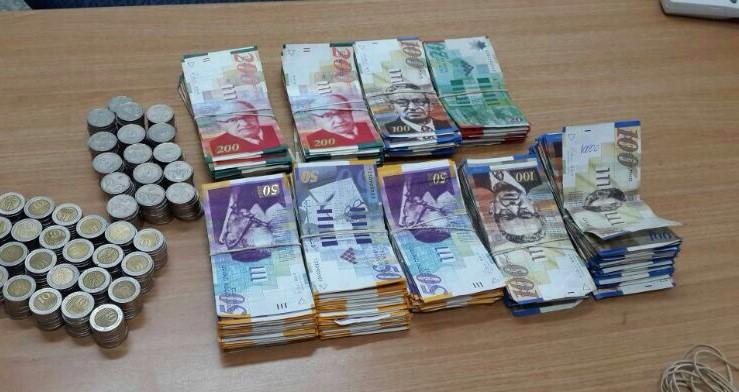 Photo of اعتقال 15 شخصا من باقة الغربية ووادي عارة وحيفا بشبهة تبييض أموال