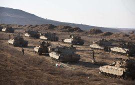 تقدير إسرائيلي بتعاظم احتمال المواجهة على الحدود السورية