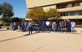 """في أعقاب اغلاقه.. """"ميزان"""" تطالب إدارة جامعة تل ابيب بإعادة فتح المصلى أمام الطلاب المسلمين"""