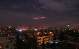 """""""المرصد"""": 12 إيرانيا بين قتلى الغارة الإسرائيلية على دمشق"""