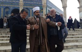 مدير الأقصى: لا شأن لشرطة الاحتلال في شؤون المسجد