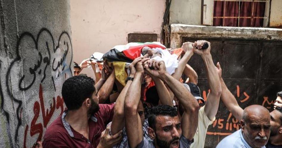 Photo of تشييع ثلاثة شهداء في الضفة وغزة