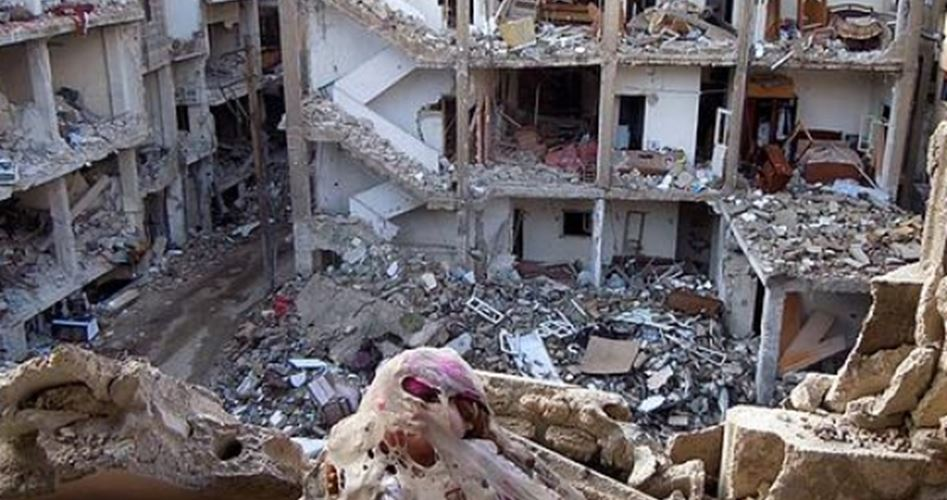 Photo of منع انتشال جثث العالقين تحت الركام بمخيم اليرموك