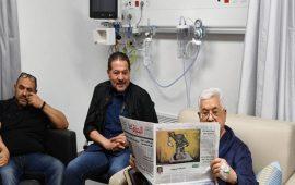 """""""يديعوت"""": طبيب إسرائيلي أنقذ حياة عباس باللحظات الأخيرة"""