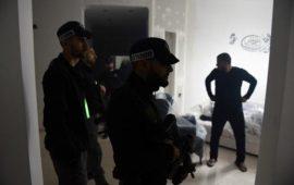اعتقال 15 شخصا من مناطق الشمال بشبهة تهديد وابتزاز مقاولين