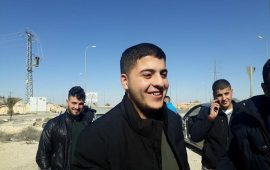 الحكم بسجن الأسير صبيح أبو صبيح 13 شهرًا
