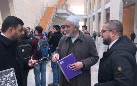 الشيخ رائد صلاح يتهم الشرطة الإسرائيلية بقتل الشبان العرب واختلاق الروايات الكاذبة