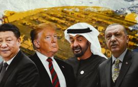 اشتباك على بوابة إفريقيا.. ماذا يريد الخليج وتركيا من القرن الإفريقي؟