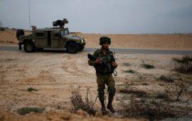 الاحتلال يزعم اعتقال فلسطيني اجتاز السياج الأمني مع غزة