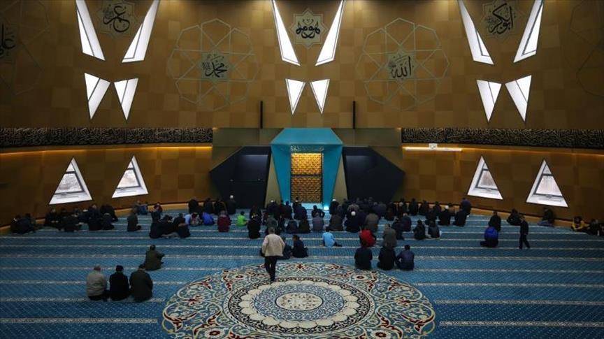 مسجد غرفة تجارة بورصة.. طراز معماري فريد