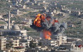 سوريا.. مقتل 3 مدنيين في قصف روسي غربي حلب