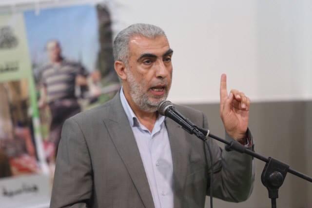 الشيخ كمال خطيب للهباش: على مين يا قصير الذنب! ورئيسك يجب أن يحاكم!