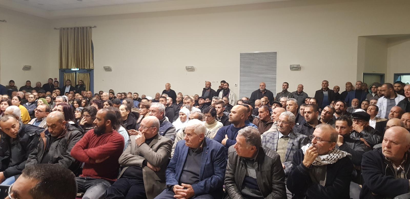 Photo of خطوات قانونية وجماهيرية لإفشال مخطط اقامة مدينة طنطور على اراضي القرية الجديدة المكر