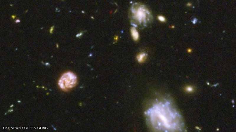خريطة سماوية جديدة تكشف مئات الآلاف من المجرات المجهولة