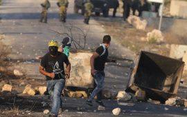 مواجهات مع الاحتلال بمناطق متفرقة بالضفة