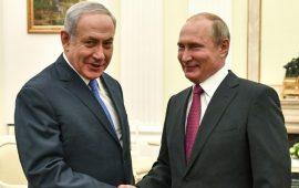 قناة إسرائيلية: نتنياهو يحمل إنذارات لبوتين خلال لقائمها المرتقب في موسكو