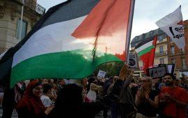 """""""اللجنة الوطنية الفلسطينية"""" تطالب بمقاطعة مؤسسة """"أفكار السلام"""" بسبب لقاء تطبيعي"""