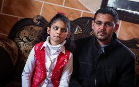 سجى… لن يهزمها الفوسفور الأبيض في غزة
