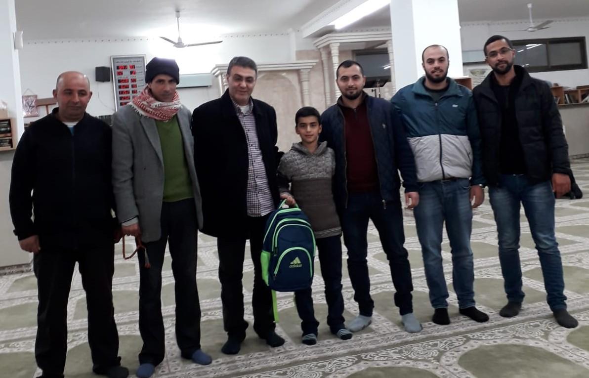 "Photo of فعاليات لجنة ""البر والخير والاحسان"" في أم الفحم تتواصل"