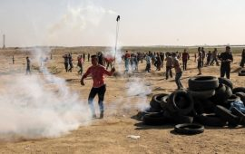 غزة: استشهاد فتيين وإصابة 10 آخرين برصاص الاحتلال