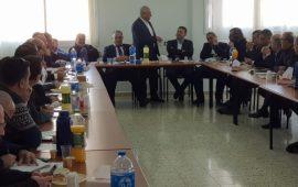 اللجنة القُطرية تدعو لأوسع وحدة وشراكة وطنية