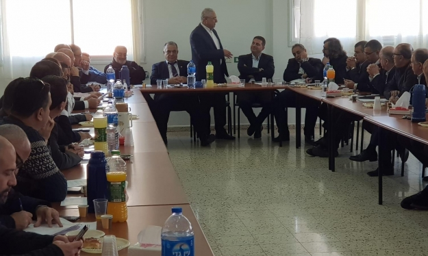 Photo of اللجنة القُطرية تدعو لأوسع وحدة وشراكة وطنية