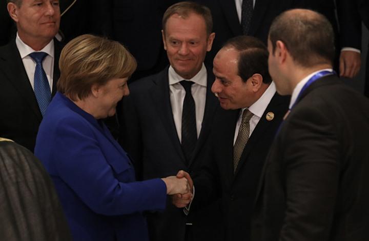 "Photo of افتتاحية ""الغارديان"": أوروبا توفر الشرعية لرئيس الإعدامات"