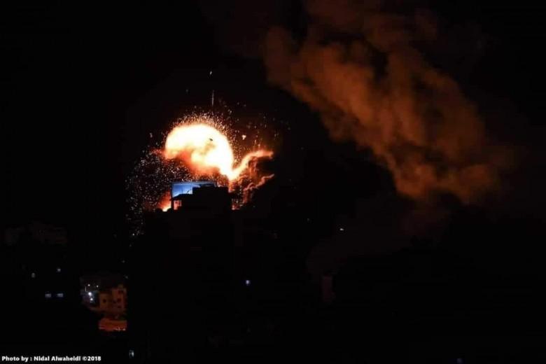 Photo of طائرات إسرائيلية تستهدف موقعا للمقاومة جنوب القطاع