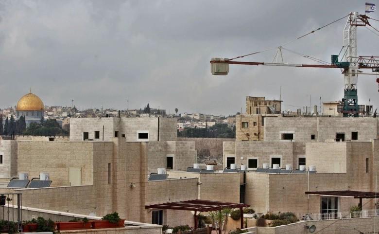 تقرير إسرائيلي يؤكد ارتفاع وتيرة الاستيطان بالقدس