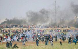 """لجنة تحقيق أممية.. قتل 189 فلسطينيا بمسيرات العودة يرقى لـ""""جرائم حرب"""""""