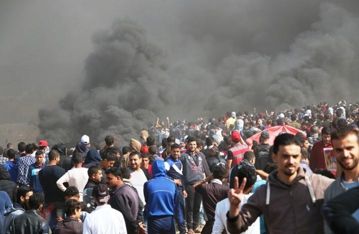 Photo of تحضيرات إسرائيلية للمسيرات المليونية في غزة