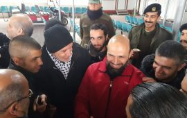 الاحتلال يفرج عن إياد أبو هاشم بعد 22 عاما في الأسر