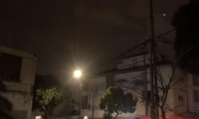 إطلاق قذيفتين من قطاع غزة باتجاه تل أبيب