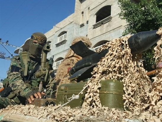 الجهاد تنفي اطلاق صواريخ من غزة