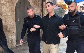 الثاني منذ الصباح.. اعتقال أحد حراس المسجد الأقصى
