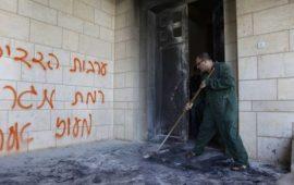 مستوطنون ينفّذون اعتداءات ضد ممتلكات فلسطينية غربي بيت لحم