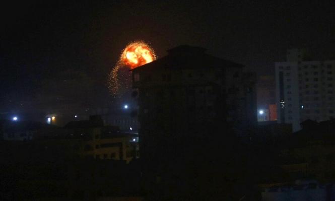 Photo of غزة تحت القصف… طائرات الاحتلال تقصف مناطق مختلفة من قطاع غزة