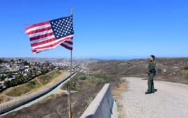 البنتاغون يوافق على صرف مليار دولار لبناء جدار المكسيك