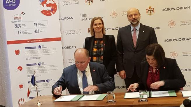 Photo of حصيلة مؤتمر لندن… مساعدات للأردن بقيمة 2.6 مليار دولار