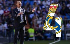 زيدان والخطوات الأربع: قيادة ريال مدريد إلى القمة