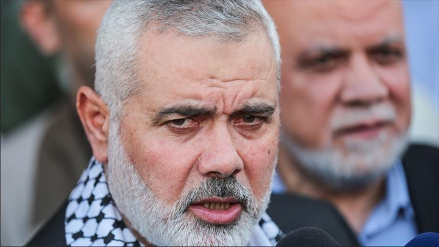 "Photo of هنية يطرح ""مقاربة"" لإنهاء الانقسام الفلسطيني"