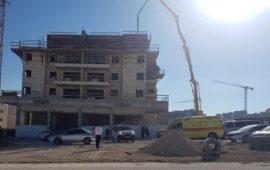 """الثالث هذا الأسبوع… مصرع عامل من """"مولدوفا"""" بورشة بناء في """"حريش"""" (تحديث)"""