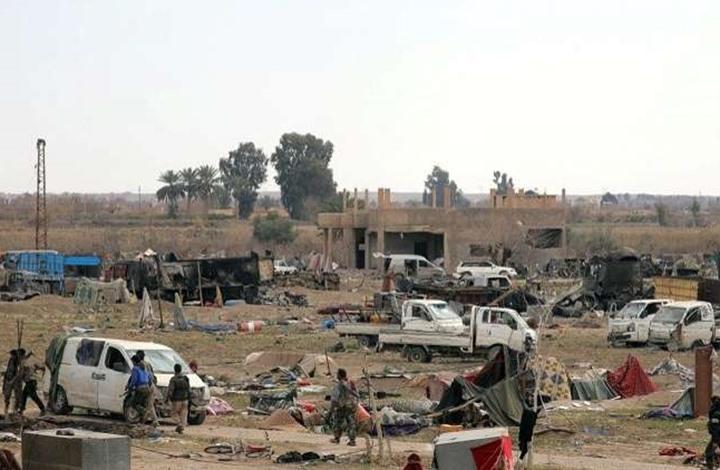 "Photo of ""قسد"" تعلن انتهاء المعارك في الباغوز وهزيمة تنظيم الدولة"
